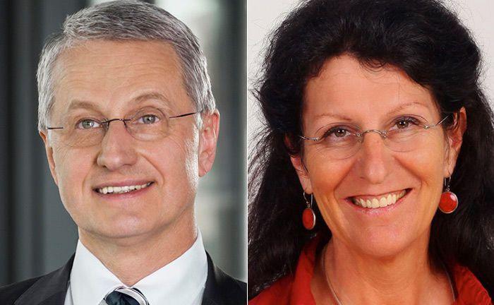 Joachim Rogall von der Robert Bosch Stiftung und Daniela Kobelt Neuhaus von der Karl Kübel Stiftung übernehmen den Vorsitz im Vorstand des Bundesverbandes Deutscher Stiftungen.