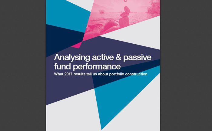 Deckblatt der Aktiv-Passiv-Studie von Lyxor: In Partnerschaft mit dem private banking magazin wird der ETF-Anbieter die Ergebnisse in einer Veranstaltungsreihe in München, Frankfurt und Wien präsentieren.|© Lyxor