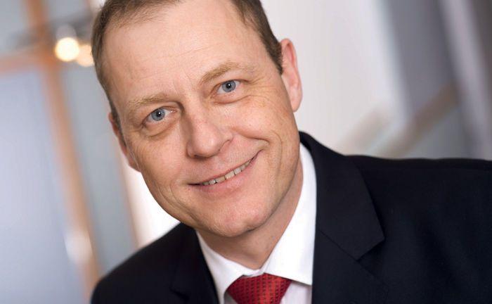 Jörg Schuhmann leitet das Vermögensmanagement bei der Münsterländischen Bank Thie & Co.