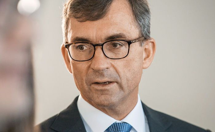 Roland Ledergerber ist Präsident der Geschäftsleitung der St. Galler Kantonalbank.|© St. Galler Kantonalbank