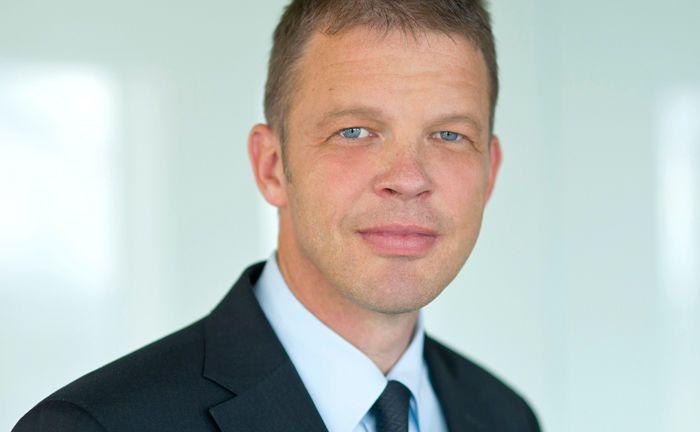 Christian Sewing ist seit April neuer Vorstandsvorsitzende der Deutschen Bank|© Deutsche Bank