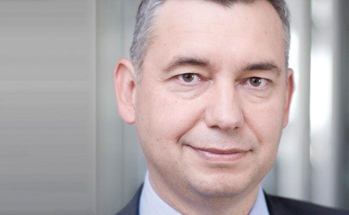 Marcel van Leeuwen ist Vorsitzender der Geschäftsführung der Deutschen Wertpapiertreuhand.