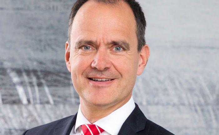 Torsten Schrell übernimmt ab 2019 den Vorstandsvorsitz der Sparkasse Lüneburg.|© Sparkasse Lüneburg