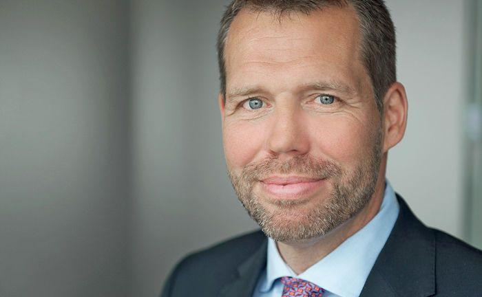 Oliver Morath leitet seit Juni 2015 den Vertrieb der Publikumsfonds bei Flossbach von Storch.|© FvS