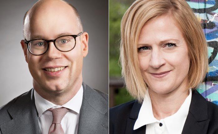 Karsten Junge und Maren Heiß sind überzeugt, dass nur solche Anbieter neue Kunden im Wealth Management gewinnen werden, die den Mix aus den neuen Medien als Chance sehen.