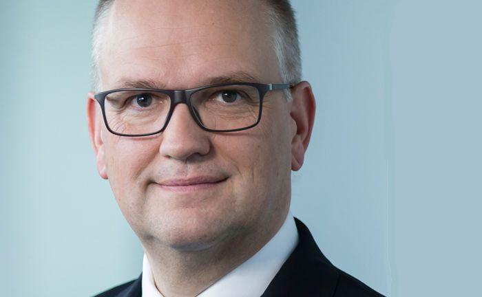 Rainer Neske ist Vorstandsvorsitzender der Landesbank Baden-Württemberg.|© LBBW