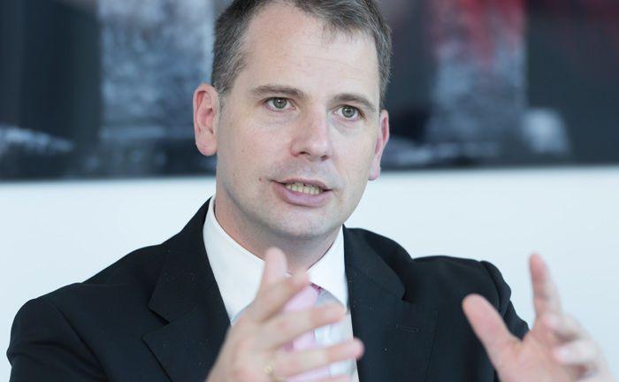 Alexander Heidenfelder wechselt von Aberdeen Asset Management in den Drittvertrieb von Lombard Odier IM.|© Andreas Mann