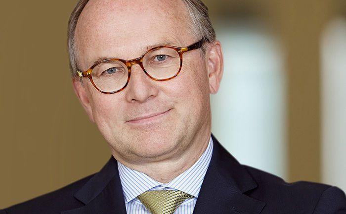 Friedrich Rogge ist seit 2001 für Sal. Oppenheim tätig und wird das Bankhaus nun bald verlassen.