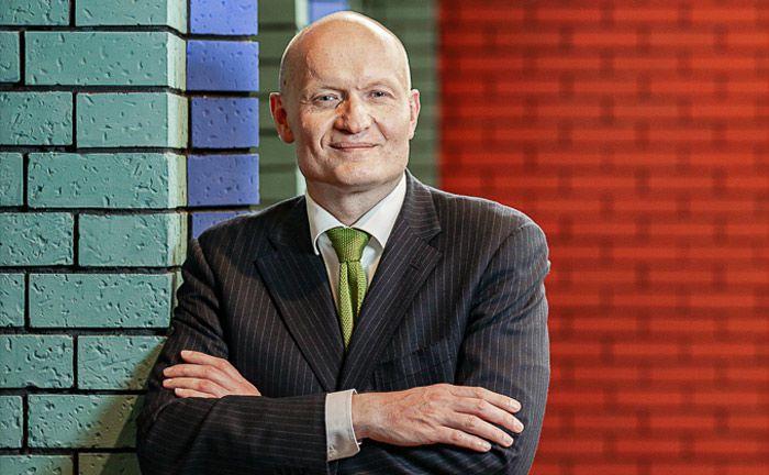 Thomas Jesch ist geschäftsführendes Vorstandsmitglied beim kürzlich gegründeten Bundesverband Institutioneller Investoren.|© Stefan Freund