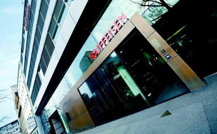 Niederlassung von Raiffeisen Schweiz in Basel: Die die Causa Vincenz hatte die schlimmste Krise der Geschichte der Bank ausgelöst.|© Raiffeisen Schweiz