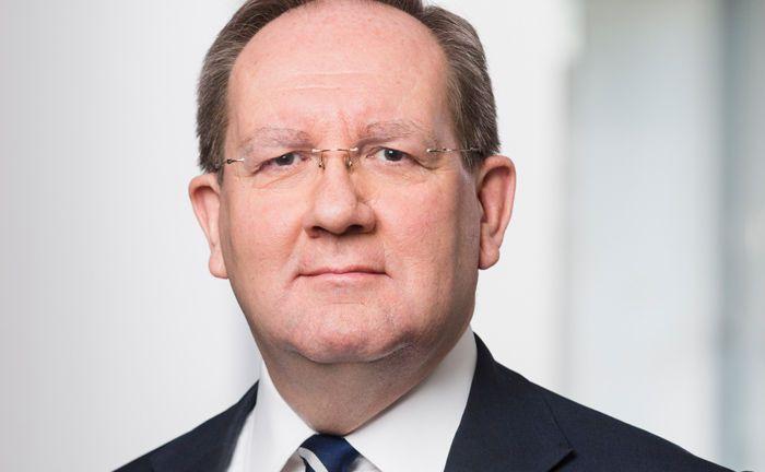 Felix Hufeld, Präsident der Bundesanstalt für Finanzdienstleistungsaufsicht, hat in einer Grundsatzrede die Folgen der Digitalisierung für die deutsche Bankenbranche skizziert.|© Bernd Roselieb / Bafin