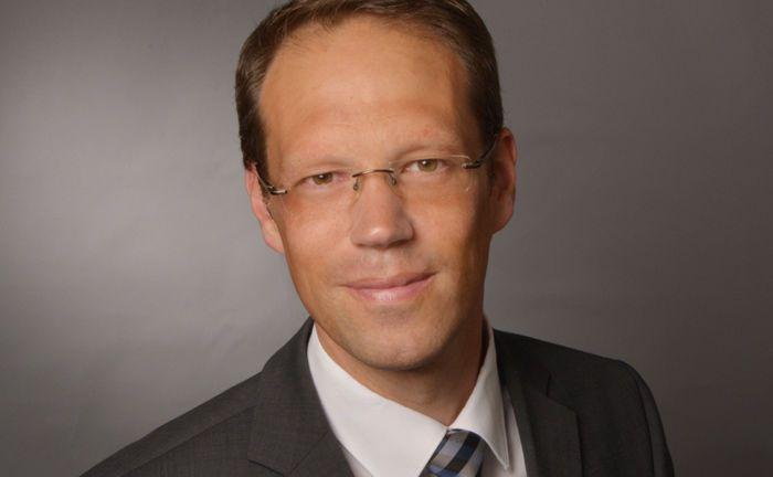 Markus Meyer leitet seit März 2018 die Private-Banking-Region Nord/Ost bei der Volksbank Hameln-Stadthagen.|© Volksbank Hameln-Stadthagen