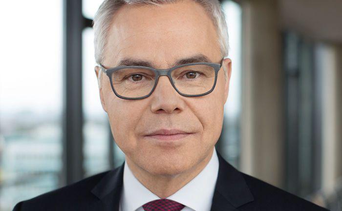 Ulrich Sommer ist Vorsitzender des Vorstands der Deutschen Apotheker- und Ärztebank (Apobank).|© Apobank