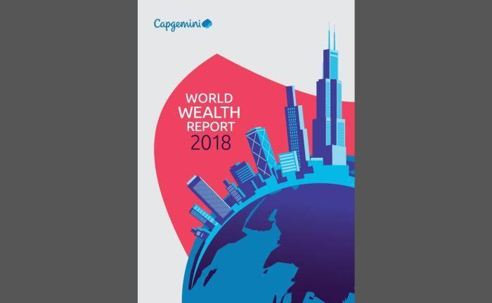 Capgemini World Wealth Report 2018: Trotz viel Dynamik droht die Branche laut Studie rechts überholt zu werden.