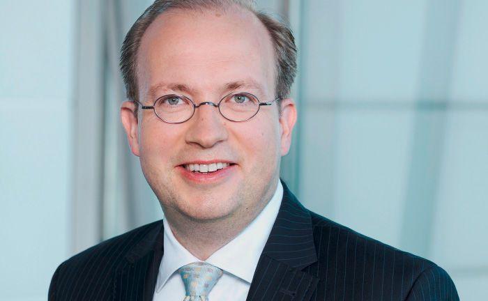 Jörg Hessenmüller ist bei der Commerzbank Bereichsvorstand Entwicklung und Strategie.