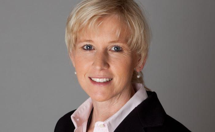 Susanne Hellmann wird auch bei der Dekabank die Rolle der Leiterin Vertrieb Institutionelle Investoren übernehmen. |© Dekabank