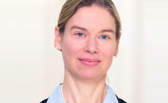 Dinah Köhler arbeitet im Team nachhaltige Aktien bei UBS Asset Management