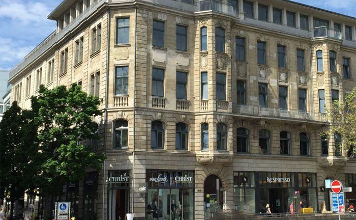 Die neue Niederlassung der Bank Julius Bär Deutschland in Hannover befindet sich in der Georgstraße 44, gegenüber vom Opernhaus.|© Julius Bär Deutschland