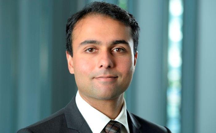 Azhar Cheema ist der neue Kundenbetreuer bei Danske Invest|© Danske Invest