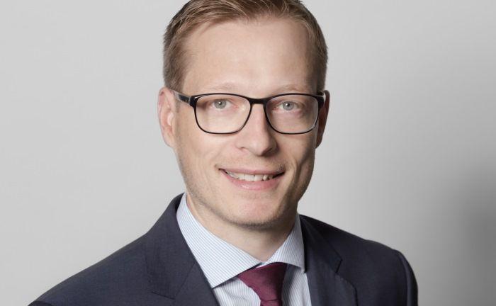 Der 37-Jährige ist diplomierter Ökonom uPatrick Brinker war zuletzt als Geschäftsführer bei dem Immobilien Investment und Asset Manager Redos in Hamburg tätig.|© Hauck & Aufhäuser