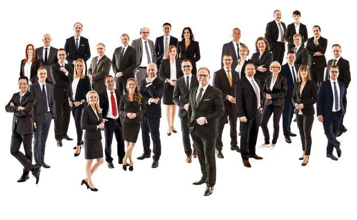 Das Team der Ostsächsischen Sparkasse Dresden|© Ostsächsische Sparkasse Dresden