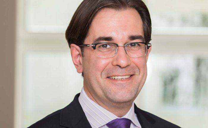 Christian Herde ist Leiter der neu eröffneten Niederlassung des Vermögensverwalters Capitell in Mannheim.|© Capitell Vermögens-Management