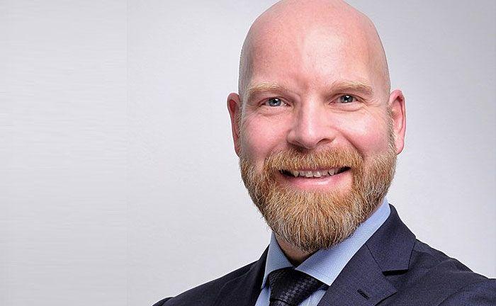 Christian Subbe: Der Volkswirt ist seit Anfang Juli dieses Jahres für das Unternehmen tätig.|© Frankfurter Lebensversicherung