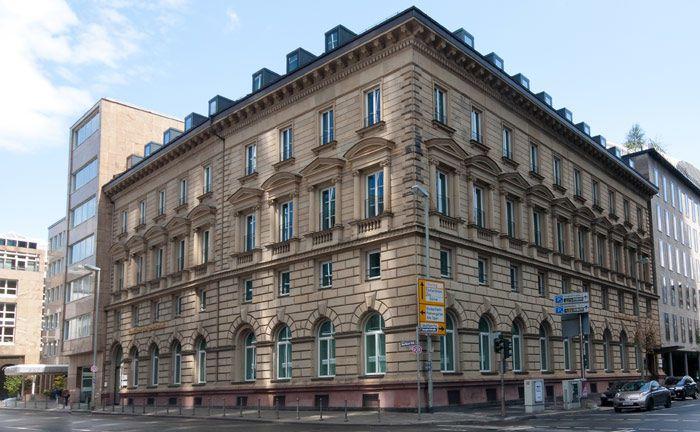 Am Hauptsitz der Frankfurter Bankgesellschaft kommt es zu einem Personalwechsel im Vorstand. |© Frankfurter Bankgesellschaft (Deutschland)