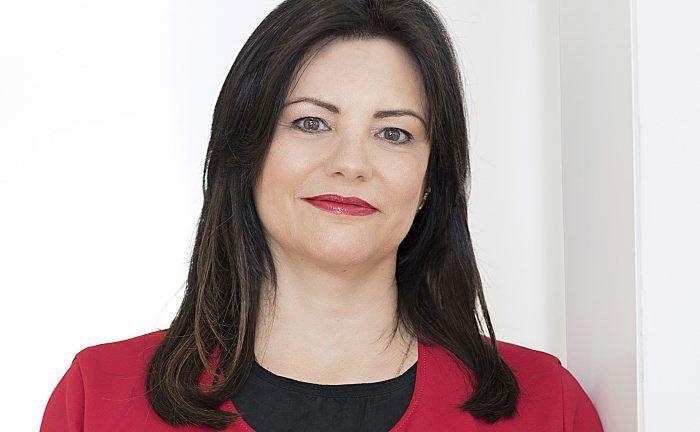 Sonja Wärntges ist Vorstandsvorsitzende und Finanzchefin bei DIC Asset.