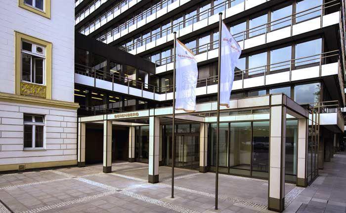 Das Stammhaus der Berenberg Bank in Hamburg. |© Berenberg Bank
