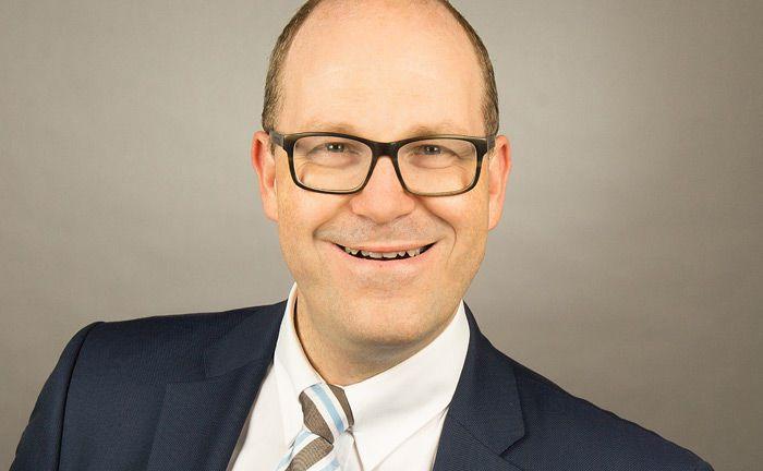 Jens Korczewski: Der bisherige Deutschbanker wechselt zur Apobank als Regionalleiter Private Banking Nord.|© Apobank
