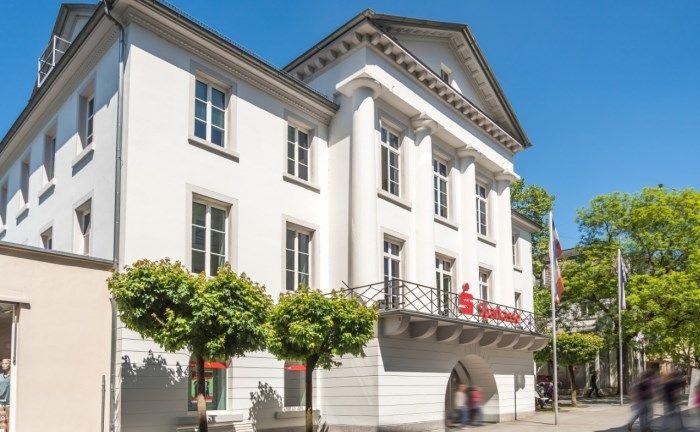 Die Sparkasse Baden-Baden Gaggenau.
