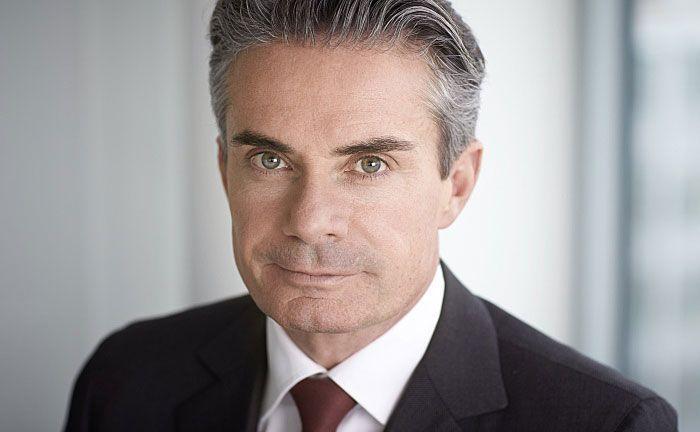 Roger Studer, Leiter des Vontobel Investment Banking, verspricht sich von Cosmofunding Vorteile sowohl für investoren als auch Kreditnehmer. |© Vontobel
