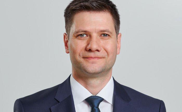 Marcel Uhlmann von der Baader Bank: Der Leiter Vertrieb Vermögensverwalter verlässt das Institut nach einem Jahr.|© Baader Bank