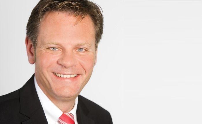 Patrick Ullrich leitet bereits seit 2010 die Niederlassung Hannover. |© DZ Privatbank