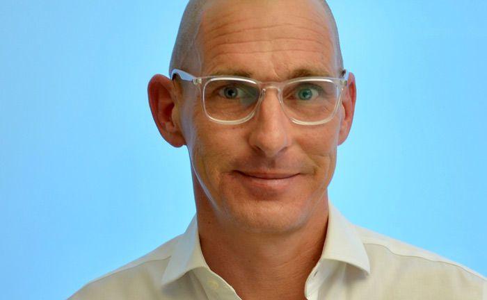 """Philipp Kalus:  """"Viele Fondsselekteure sehen Fondsvertriebler zunehmend kritisch""""."""