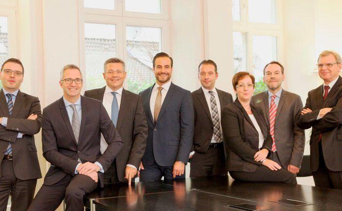Das Team der PVV. |© PVV
