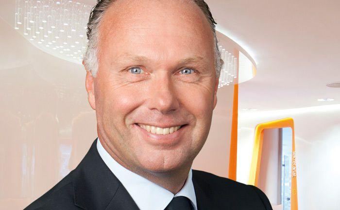 Nick Jue ist Vorstandsvorsitzender der niederländischen Bank ING-Diba sowie ING-Chef für Deutschland, Österreich und Tschechien.|© ING Pressbild