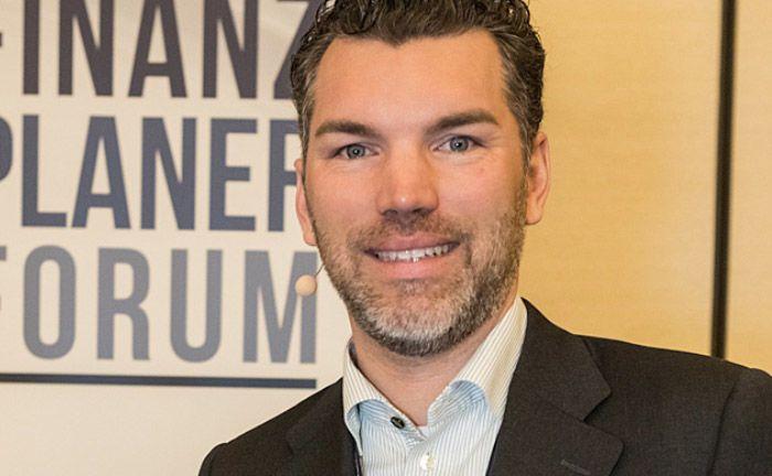 Marco Richter von Wealthpilot: Sein Unternehmen will Beratern helfen, ihren Beratungsprozess zu digitalisieren.
