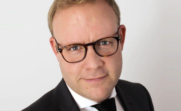 Christian Hammes ist Geschäftsführer des Eta Family Office in München.