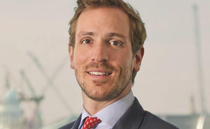 Sascha Specketer ist Retail-Vertriebschef von Invesco in Deutschland.