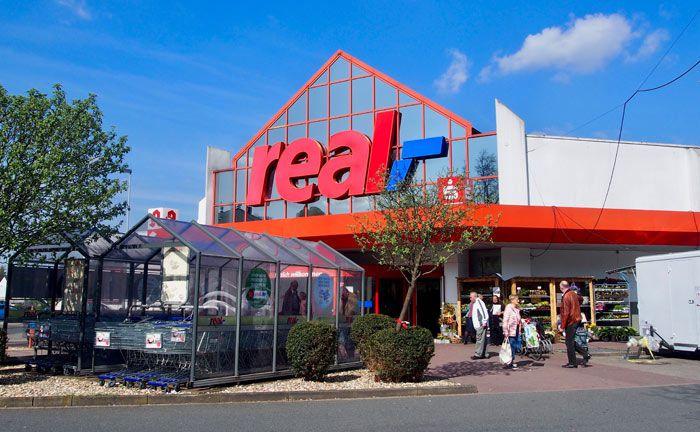 Dieses SB-Warenhaus von Betreiber Real in Witten dient als Beteiligungsobjekt des neuen Hahn-Fonds.|© Hahn Gruppe