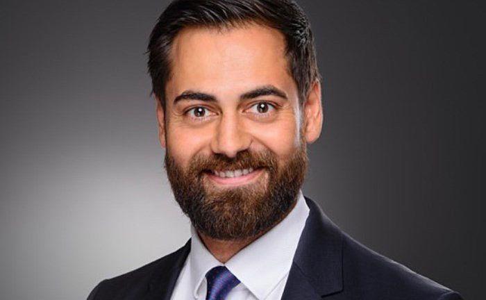 Benjamin Spirowski kommt von Ansarada, einem Anbieter virtueller Datenräume.