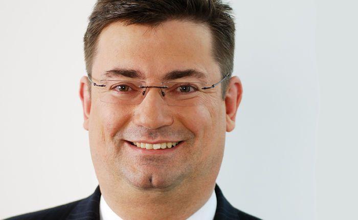 Georg Allendorf leitet das europäische Immobilienfondsgeschäft der DWS.