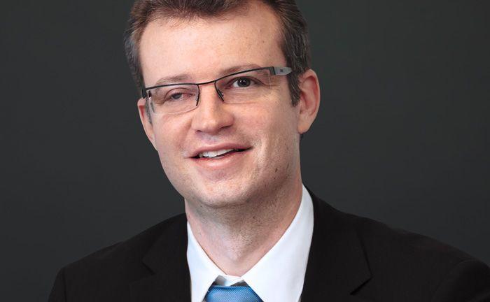 Thomas Trsan vom Bankhaus Vontobel: Er ist künftig für Nachhaltigkeitsstrategien im Wealth Management der Schweizer zuständig.