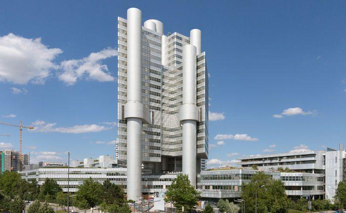 Zentrale der Hypovereinsbank in München.|© HVB