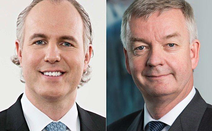 Christoph Lieber (l.) und Andreas Brandt. |© Lunis VM