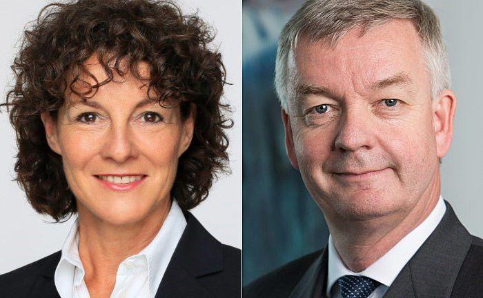 Ulrike Gratsch (l.) und Andreas Brandt: Die beiden Geschäftsleiter haben bereits zuvor zusammengearbeitet. |© Lunis VM