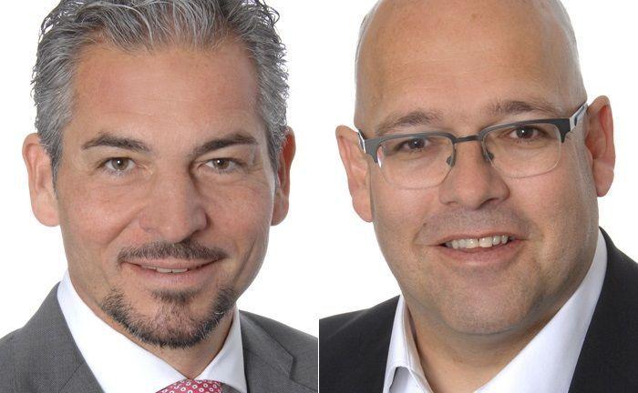 Michael Scholtis (l.) und Peter Meister wechseln von der Vermögensverwaltung Rosenberger, Langer & Cie. zur Plutos Vermögensverwaltung.