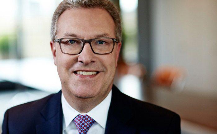Rudolf Apenbrink, Vorstand Private Banking und Asset Management bei HSBC Deutschland.